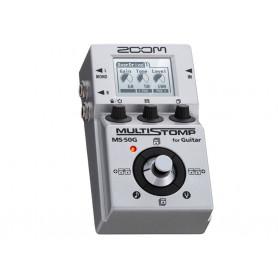 MultiStomp - Мульти-эффект педаль для электрогитары с 55
