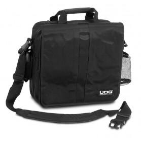 UDG Ultimate CourierBag DeLuxe Black/Orange inside