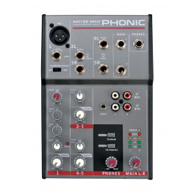 Phonic AM 120 mkIII