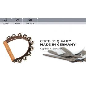 Rohema Leather Handbell 10 bells
