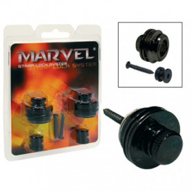 PAXPHIL MVS501 (BK) Стреплоки для ремней фото