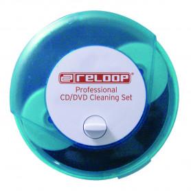 Reloop Professional CD/DVD Cleaning Set