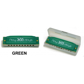 Suzuki P365-HCD-P Green