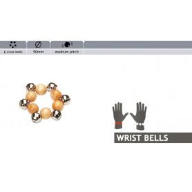 Rohema Wristbell 6 Cross Bells
