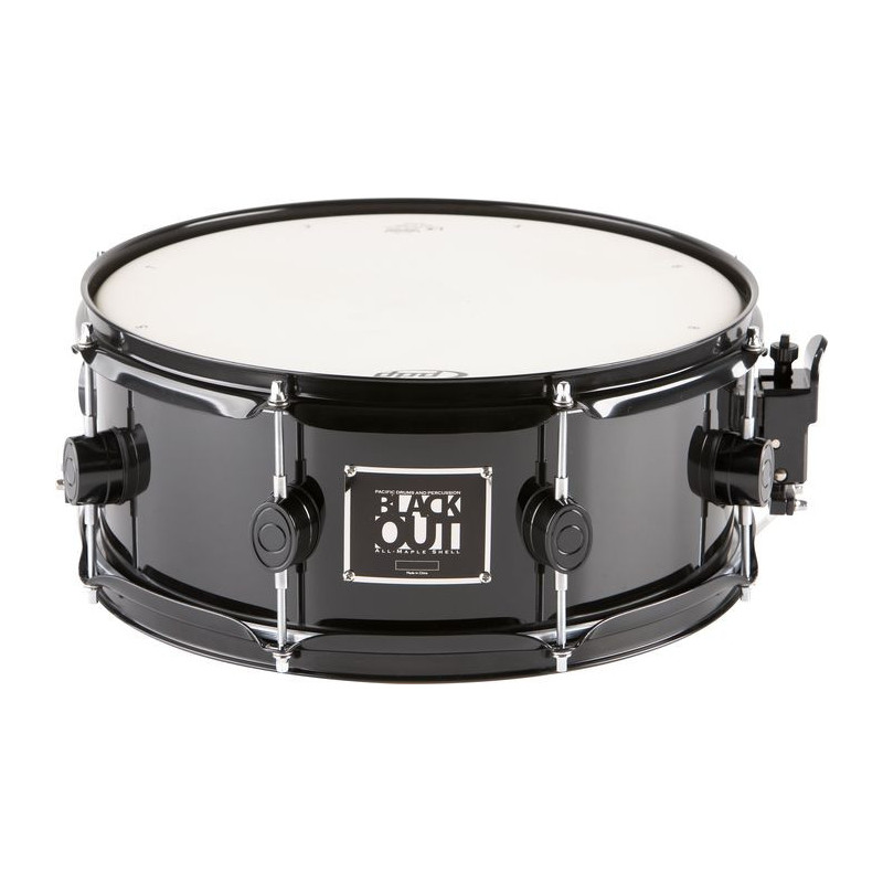 """PDP PDBB0614 BLAKCOUT MAPLE SNARE DRUM 14\\""""x6\\"""" Малый барабан фото"""