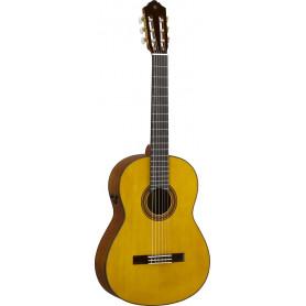 YAMAHA CG-TA TransAcoustic Классическая гитара фото
