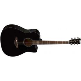 YAMAHA FGX800C (BL) Электро-акустическая гитара фото