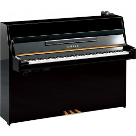 YAMAHA JU109 Silent SC2 (Polish Ebony) Пианино фото