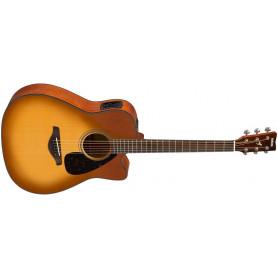 YAMAHA FGX800C (SB) Электро-акустическая гитара фото