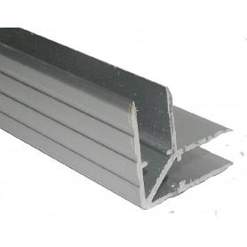 FREE CASE ADL0930 (6107), Профиль алюминиевый угловой для