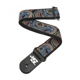PLANET WAVES PW50JS04 Joe Satriani Guitar Strap Snakes Mosaic Ремень фото