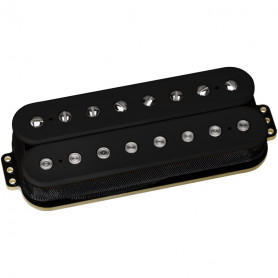 DIMARZIO DP814BK Eclipse 8 Bridge (Black) Звукосниматель для