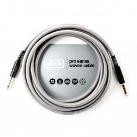 DUNLOP DCIW12 MXR PRO SERIES WOVEN INSTRUMENT CABLE 12ft Кабель
