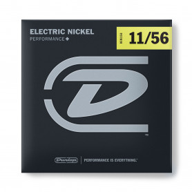 DUNLOP DEN1156 ELECTRIC NICKEL PERFORMANCE+ 11-56 Струны для