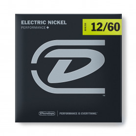 DUNLOP DEN1260 ELECTRIC NICKEL PERFORMANCE+ 12-60 Струны для