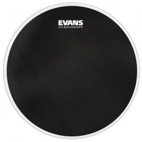 "EVANS TT08S01 8"" SoundOff Drumhead Пластик для барабана фото"