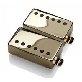 """EMG JH """"HET"""" SET (Gold) набор звукоснимателей для гитары James"""