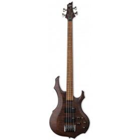 LTD F-204FM (Walnut Brown Satin) Бас-гитара фото