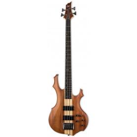 LTD F-4E (Natural Satin) Бас-гитара фото
