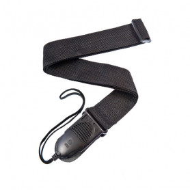 PLANET WAVES PWSPA200 Acoustic Quick Release Guitar Strap (Black) Ремень гитарный фото