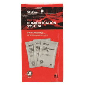 PLANET WAVES PW-HPCP-03 Two-Way Humidification Conditioning Packets Средство по уходу за гитарой фото