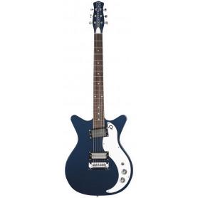 DANELECTRO 59X (Dark Blue) Электрогитара фото