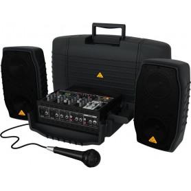 BEHRINGER EUROPORT PPA200 Портативная система звукоусиления