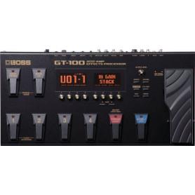 BOSS GT-100 Гитарный мульти-эффектный процессор