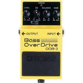 BOSS ODB-3 Педаль басовый овердрайв