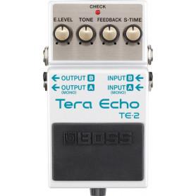 BOSS TE-2 Tera Echo Гитарная педаль