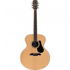 Электроакустическая гитара Alvarez ABT60E фото