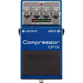 Гитарная педаль Boss CP-1X - компрессор