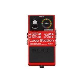 Луп станция BOSS RC1
