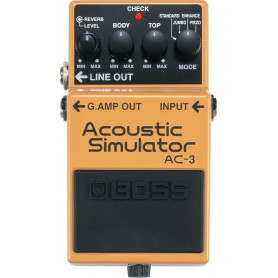 Педаль акустической симуляции BOSS AC-3