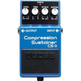 Педаль компрессор/сустейн BOSS CS-3