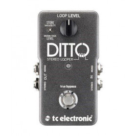 Педаль лупер TC ELECTRONIC Ditto Stereo Looper