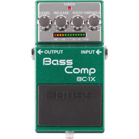 Педаль эффектов BOSS BC-1x Bass Compressor