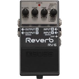 Педаль эффектов для гитар BOSS RV-6