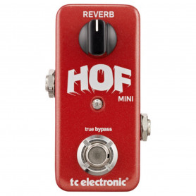 Педаль реверберации TC Electronic HOF Mini Reverb