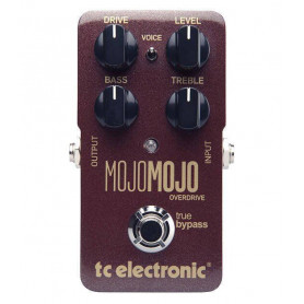 Педаль овердрайв TC ELECTRONIC MojoMojo Overdrive