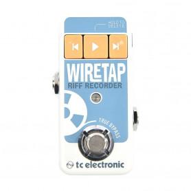 Педаль эффектов лупер TC ELECTRONIC WireTap Riff Recorder