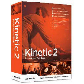 Программное обеспечение Cakewalk Kinetic 2