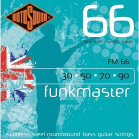 Струны ROTOSOUND FM66