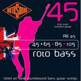 Струны ROTOSOUND RB45