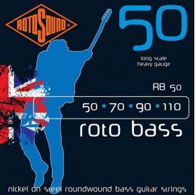 Струны ROTOSOUND RB50