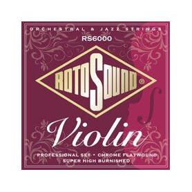 Струны для скрипки ROTOSOUND RS6000