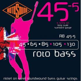 Струны ROTOSOUND RB45-5