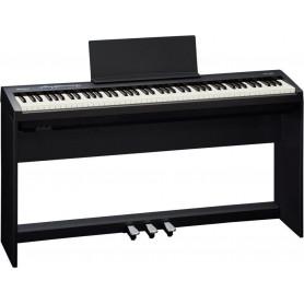 Цифровое фортепиано ROLAND FP-30-BK+S (со стойкой)
