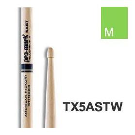 PRO-MARK TX5ASTW HICKORY 5AST STINGER Барабанные палочки и щетки фото