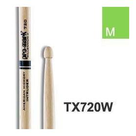 PRO-MARK TX720W HICKORY 720 INTRUDER Барабанные палочки и щетки фото